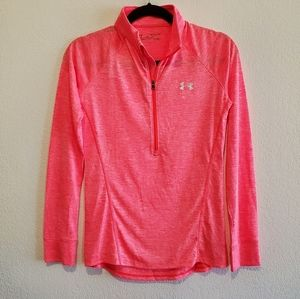 Under Armour Heat Gear Pullover Jacket Size XS